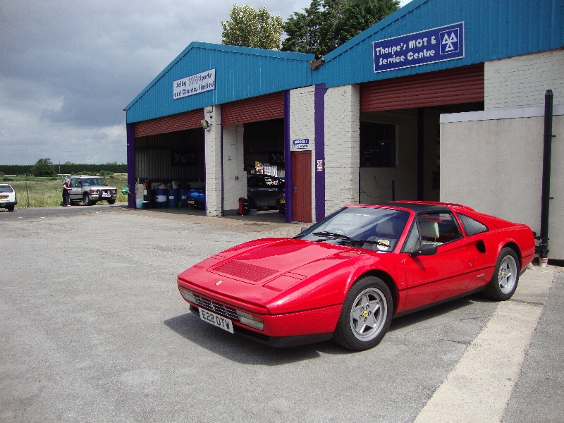 Car Gallery Selby Tvr